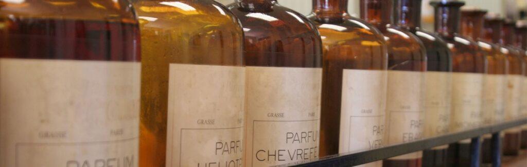 implantations parfums grasse