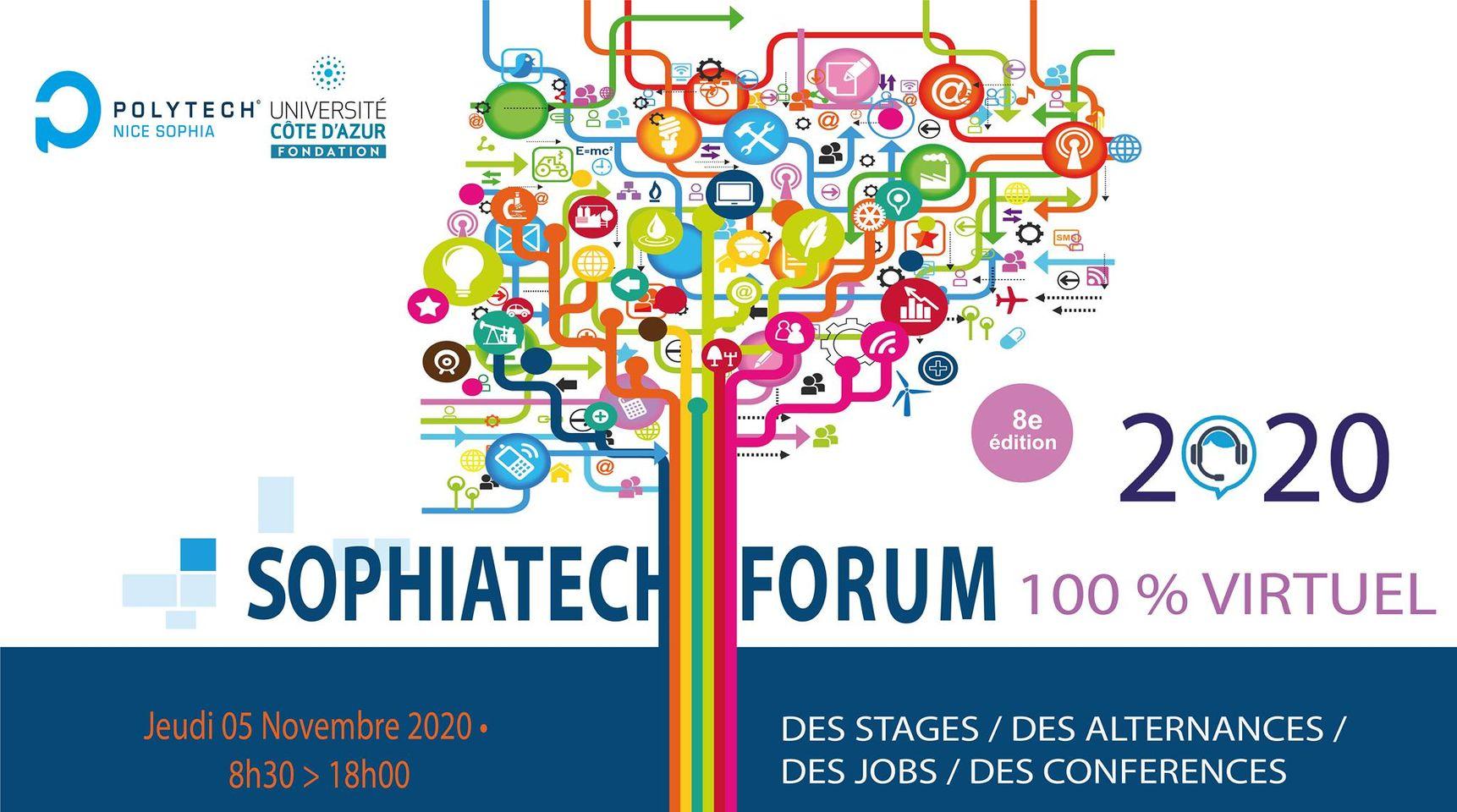 Sophia tech Forum