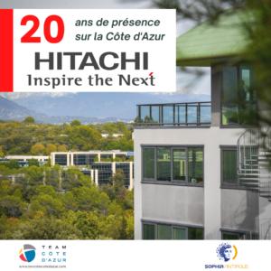 Hitachi Sophia Antipolis