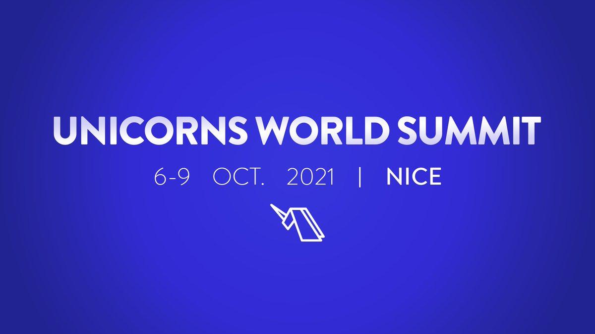 unicorns world summit nice cote dazur