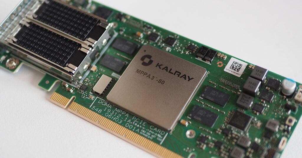 Kalray_K200-LP_PR