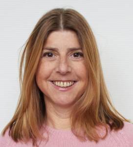 Isabelle Gally, Coordinatrice du Cluster IA