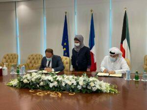 Chu de Nice Koweit Memorandum