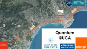 reseau quantique universite cote dazur orange