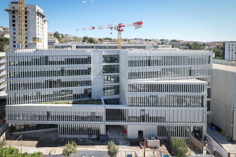 Nice Campus Sud des Métiers