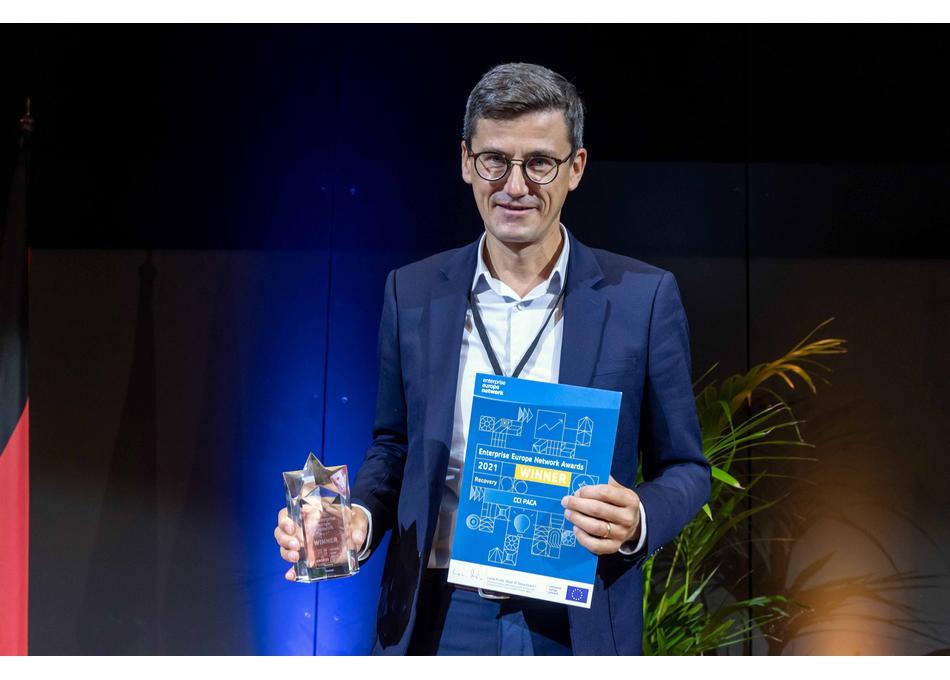 Pierre Diebolt, CEO Nuvisan France