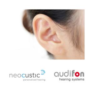 neocustic audifon partenariat