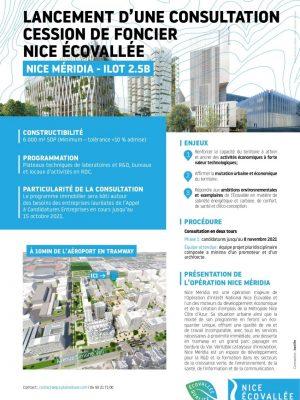 Consultation Nice EcoVallée