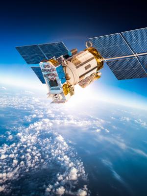 satellite thales alenia space